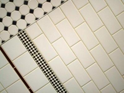Варианты напольной керамической плитки