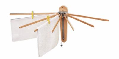 Деревянная сушилка для полотенец