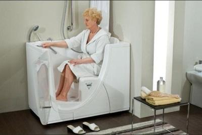 Ванная для сидения