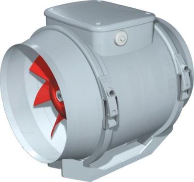 Канальный вентилятор для ванной комнаты