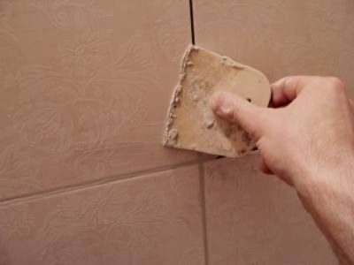 Затирка на цементной основе