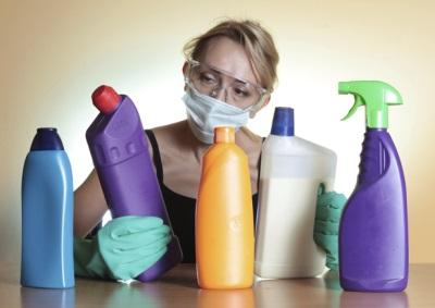 Средства защиты при работе с токсичными веществами