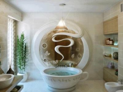 Ванна-чашка
