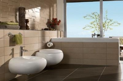 Современные унитазы для ванной комнаты и санузла