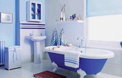 Отреставрированная винтажная ванна