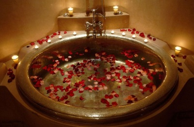 Готовая ванна