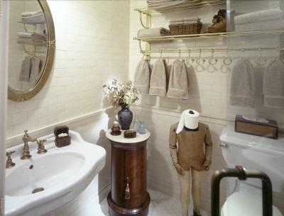 Мелочи для декора ванной комнаты