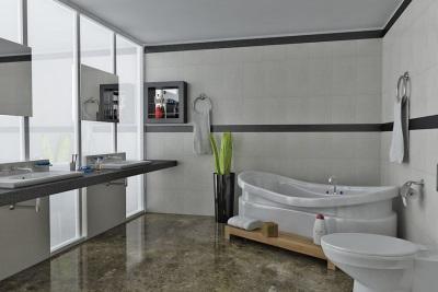 Ванная комната в лофт стиле