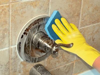 Уход за смесителем в ванне