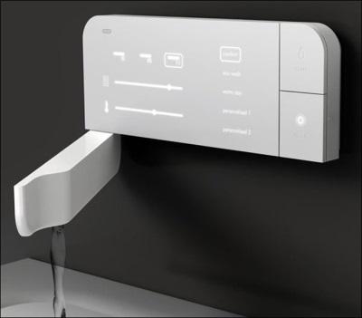 Кран будущего для ванной