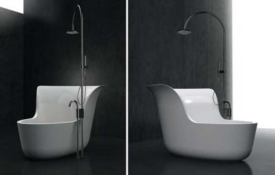 Сидячая ванна для процедур
