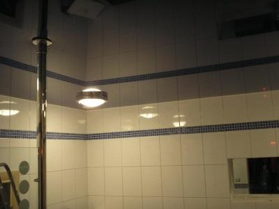 Плохое освещение в ванной