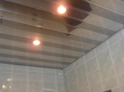 Реечный потолок российского производства