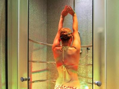 Циркулярный душ для дома