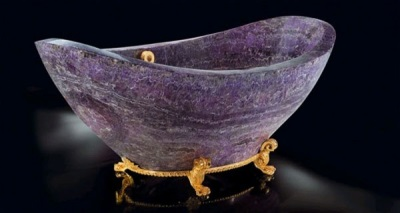 Аметистовая ванна Paolo Baldi