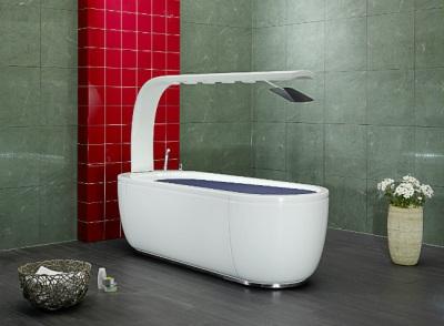 душ Виши для гидромассажа