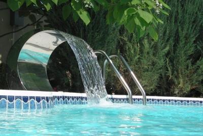 Водный каскад