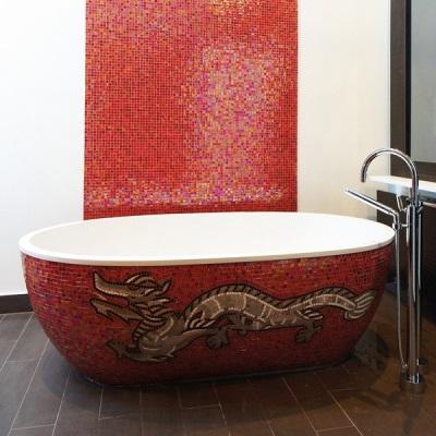 Ванна  Stone One Mosaic