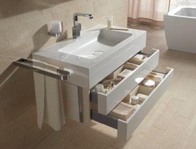Подвесной гарнитур для ванны