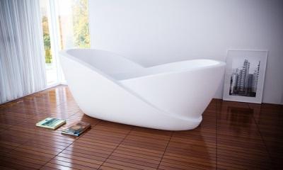 Ванна Инфинити - положение тела