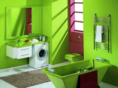 Перепланировка в ванной