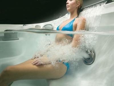 Гидромассаж в ванне