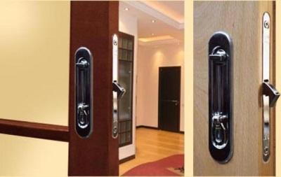 Дверные ручки на распашные двери