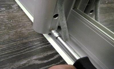 Регулировка дверей