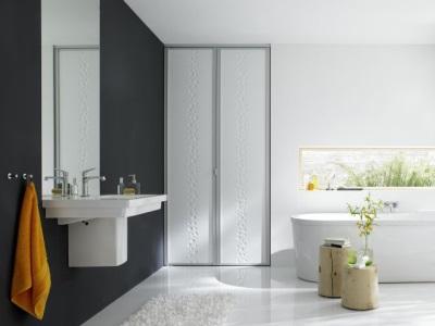 Двери раздвижные для ванной