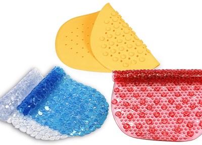 Массажные коврики для ванной и душа