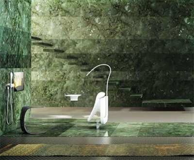 Невидимая стеклянная ванна