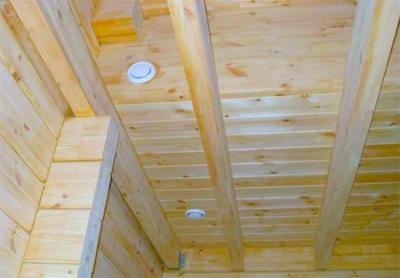 Дополнительная потолочная вентиляция