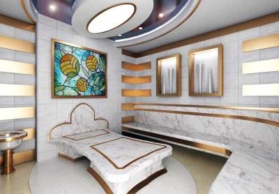 Материал для турецкой бани