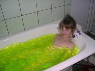 Хвойная ванна для детей