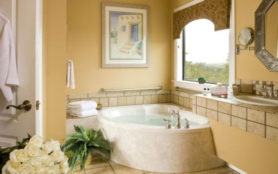 Ванная комната с комфортом