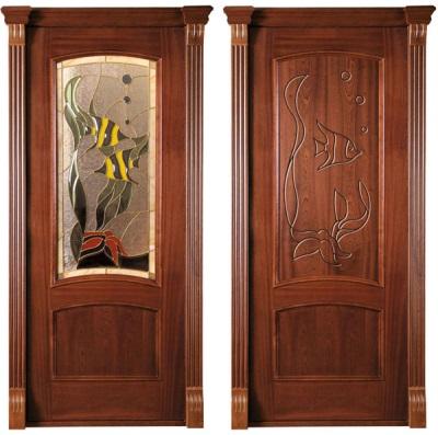 Двери для ванной от компании Александрийские двери