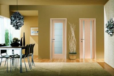 Двери для санузла от компании Софья
