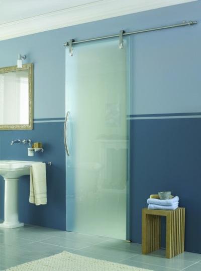 Двери для ванной сдвижные