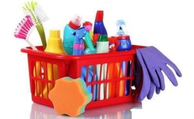 Средства для уборки в ванной