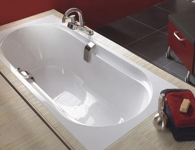 Квариловая ванна Villeroy & Boch