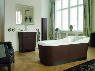 Лофт-стиль в ванной комнате