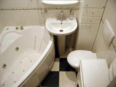 Все необходимое для ванны маленького размера