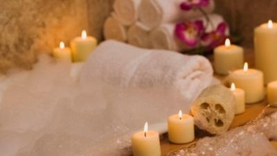 Правильный прием ванны для релаксации