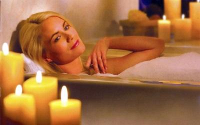 Расслабляющая ванна без опасности для здоровья
