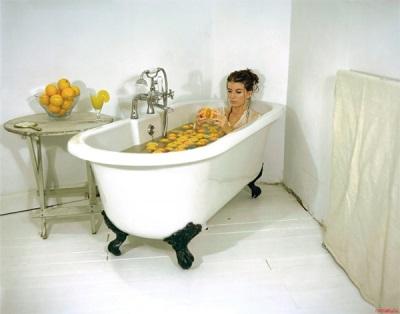 Апельсиновая ванна