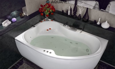 Ванна от бенда Aquanet