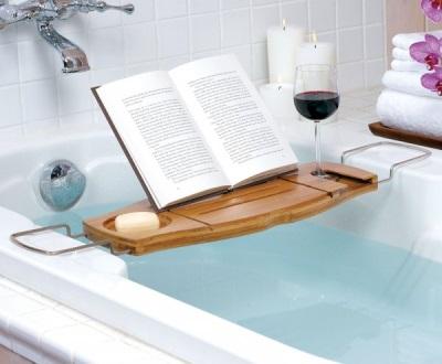 Столик Umbra Aquala для ванной комнаты