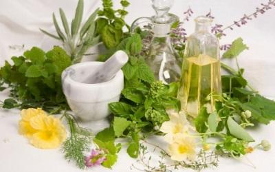 Травы и масла