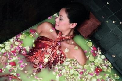 Ванна для снятия стресса