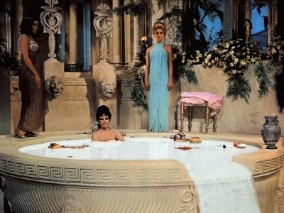 Молочная ванна - Клеопатра